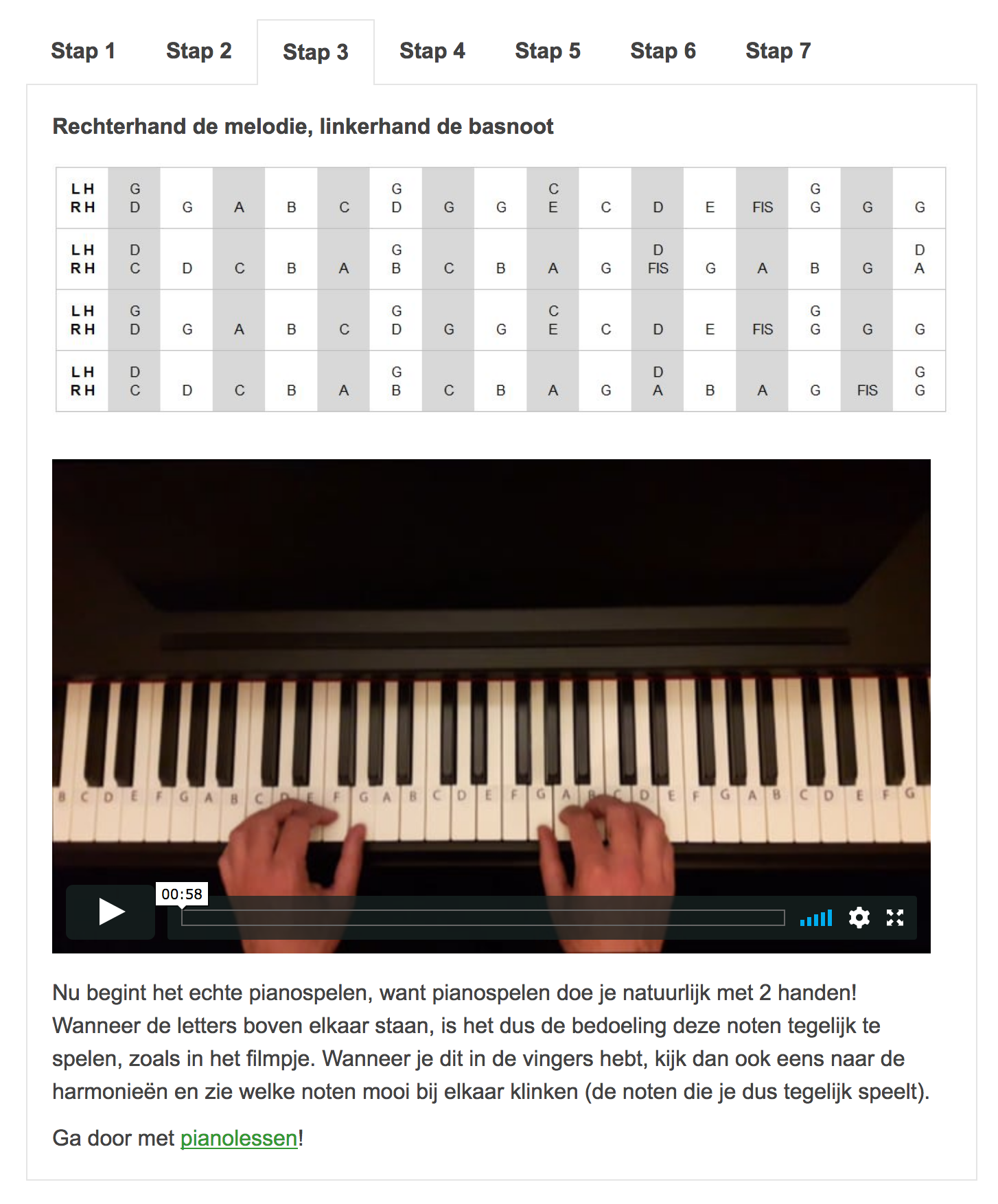 Screenshot 23 nov pianoles